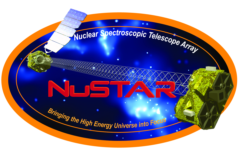 NuSTAR Sticker