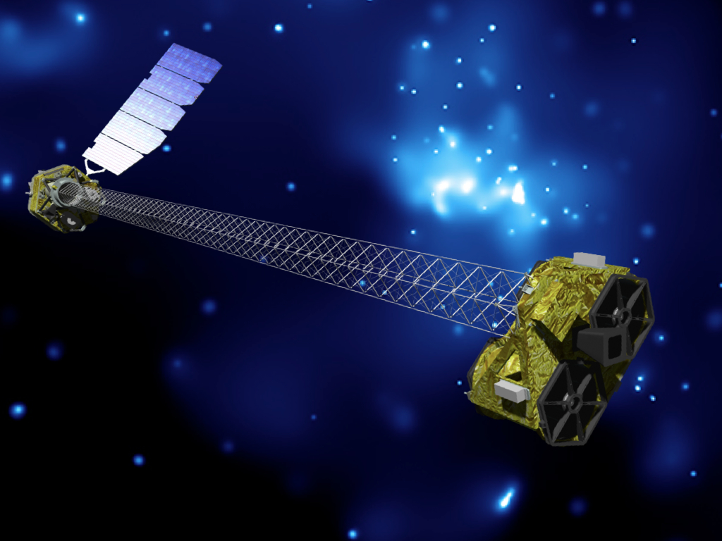NASA to Hunt Black Holes with New Space Telescope