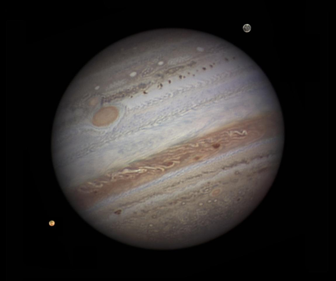 Jupiter Quiz: Test Your Jovian Smarts