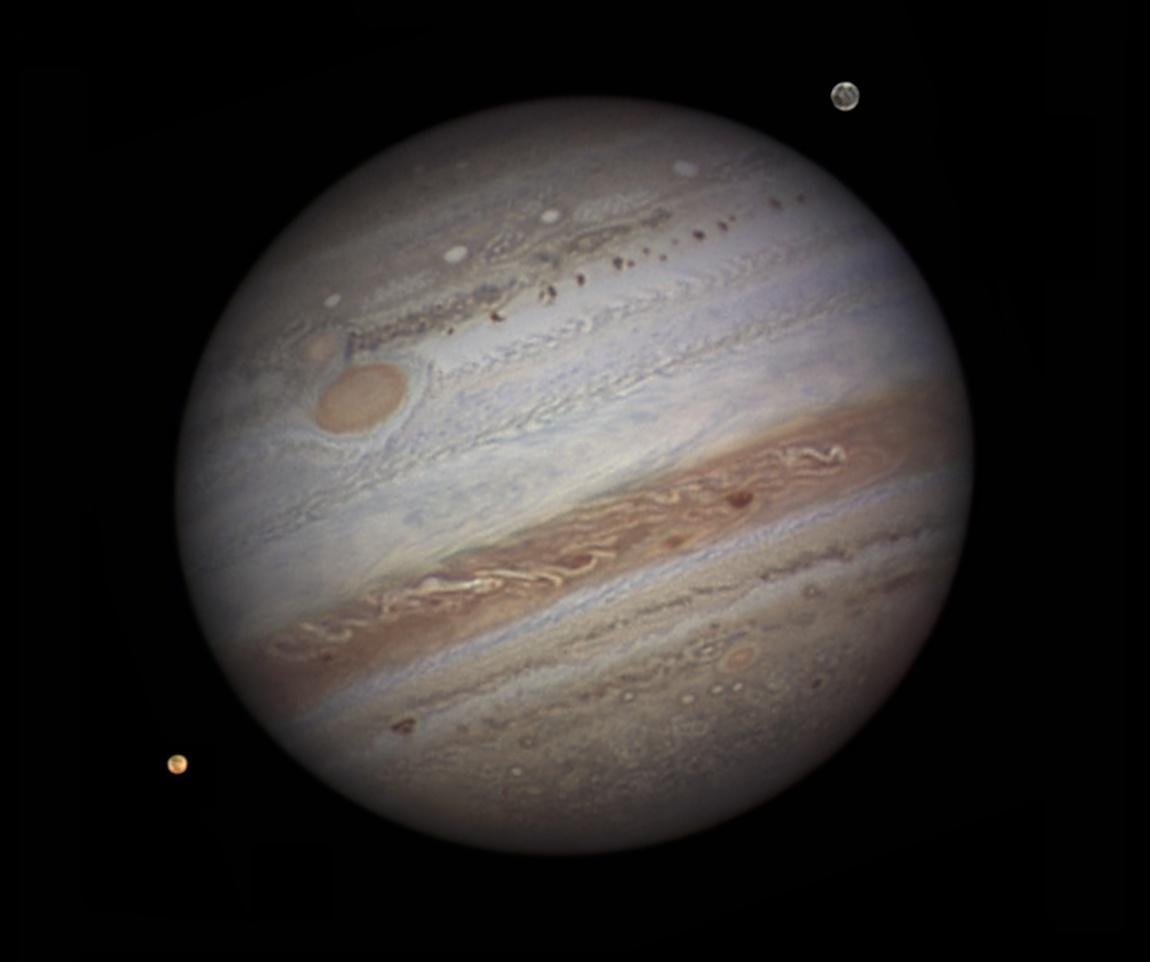 Jupiter Quiz: Test Your Jovian Smarts