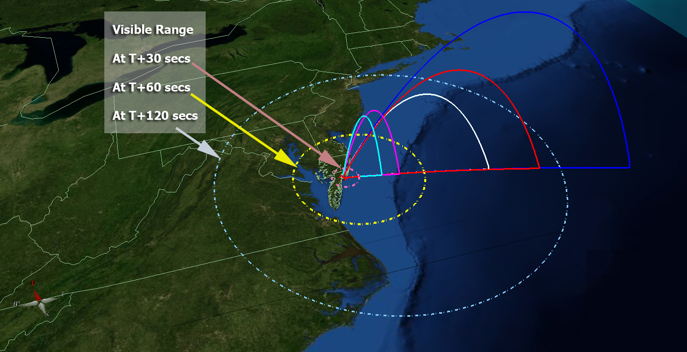 NASA Rocket Barrage Should Provide Skywatching Treat