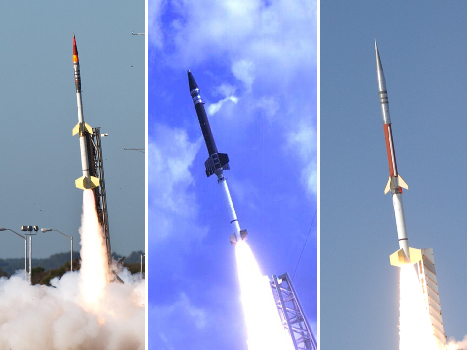 NASA Rocket Barrage to Study Winds at Edge of Space