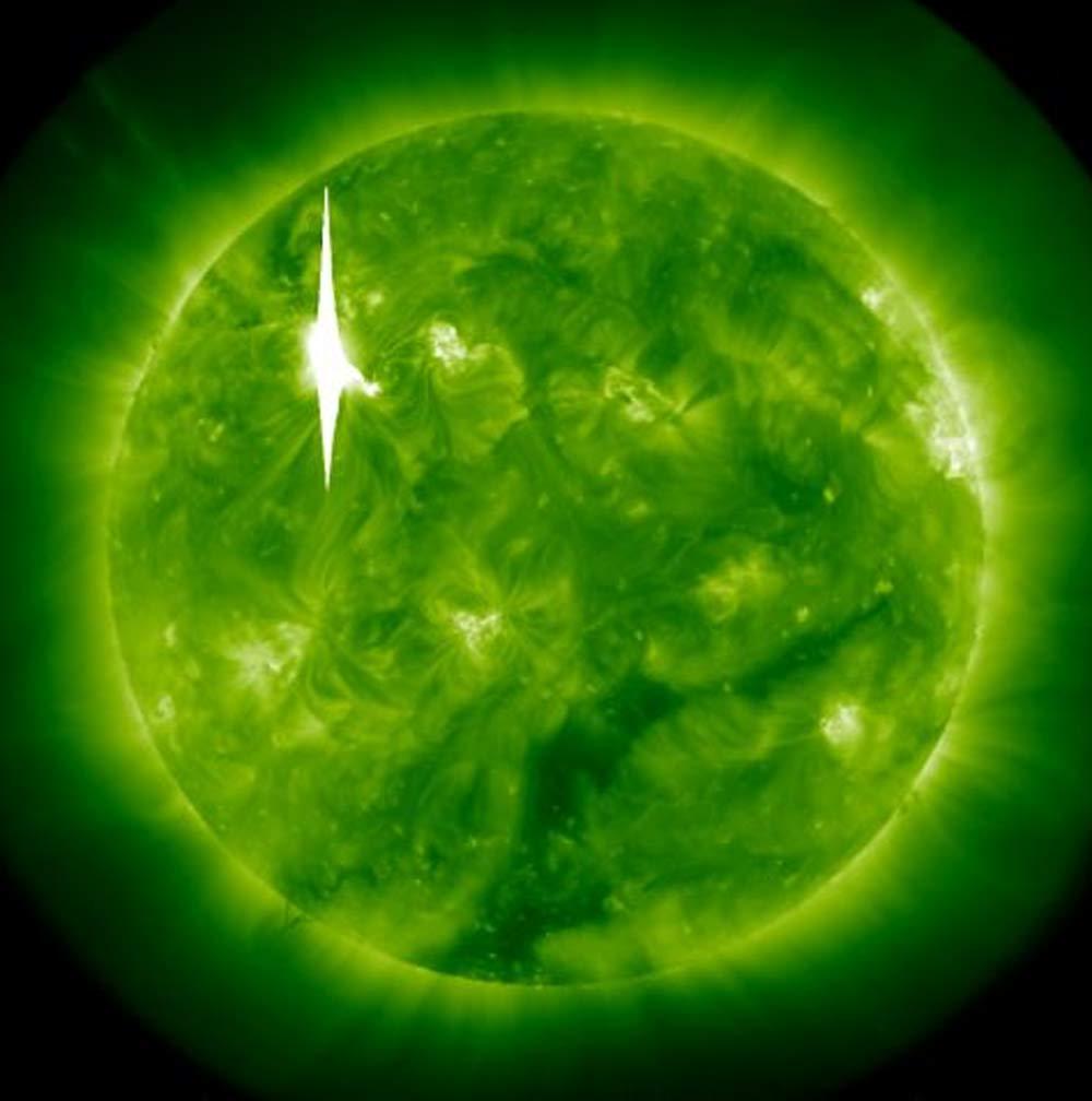 X-Class Solar Flare - March 6, 2012  X-Class Solar Flare - March 6, 2012
