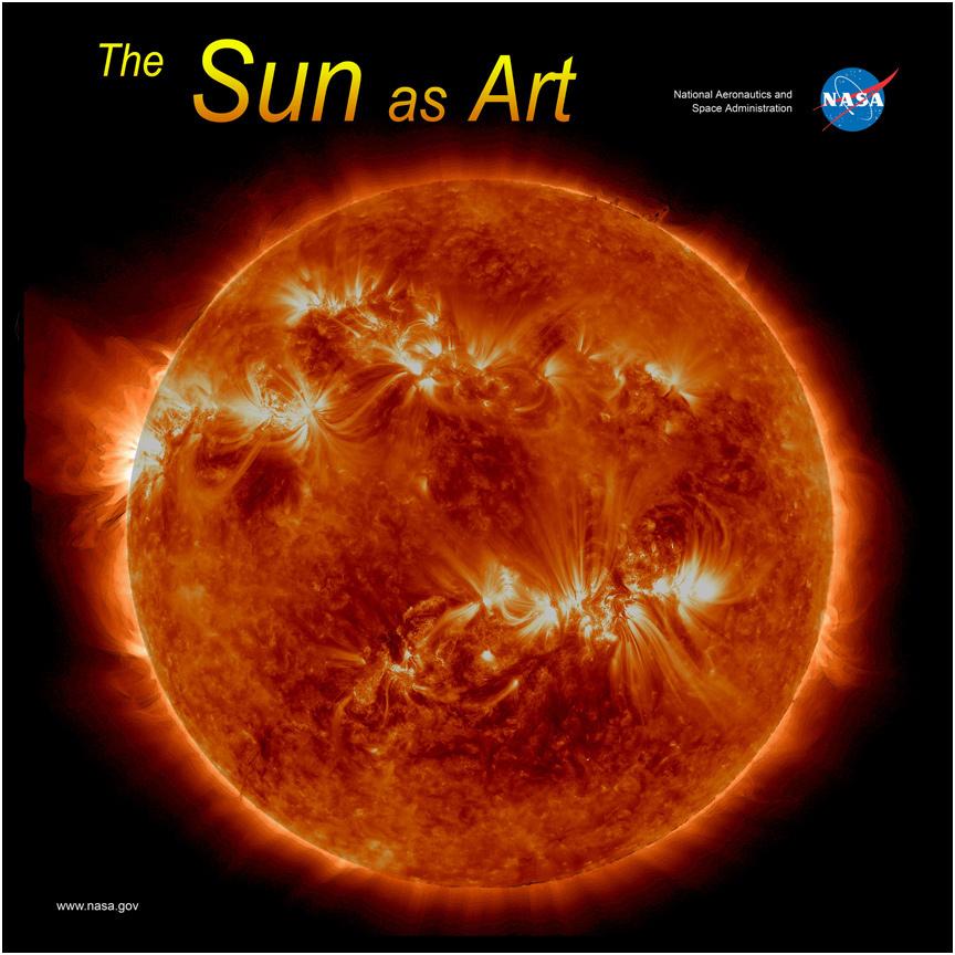 The Sun as Art