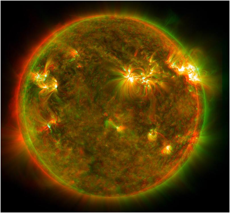 Sun as Art 3D