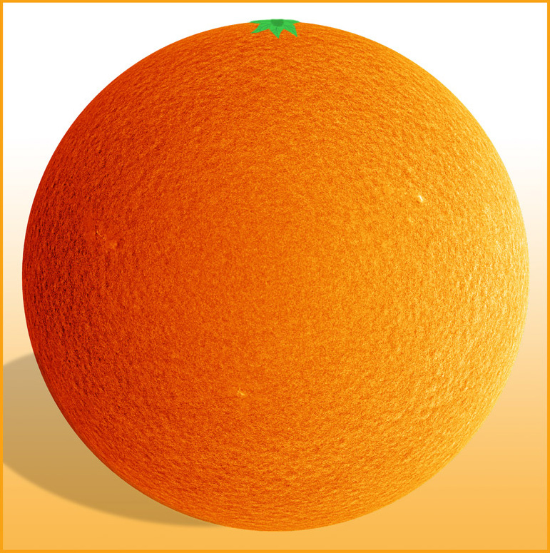 Orange You Glad to See the Sun?