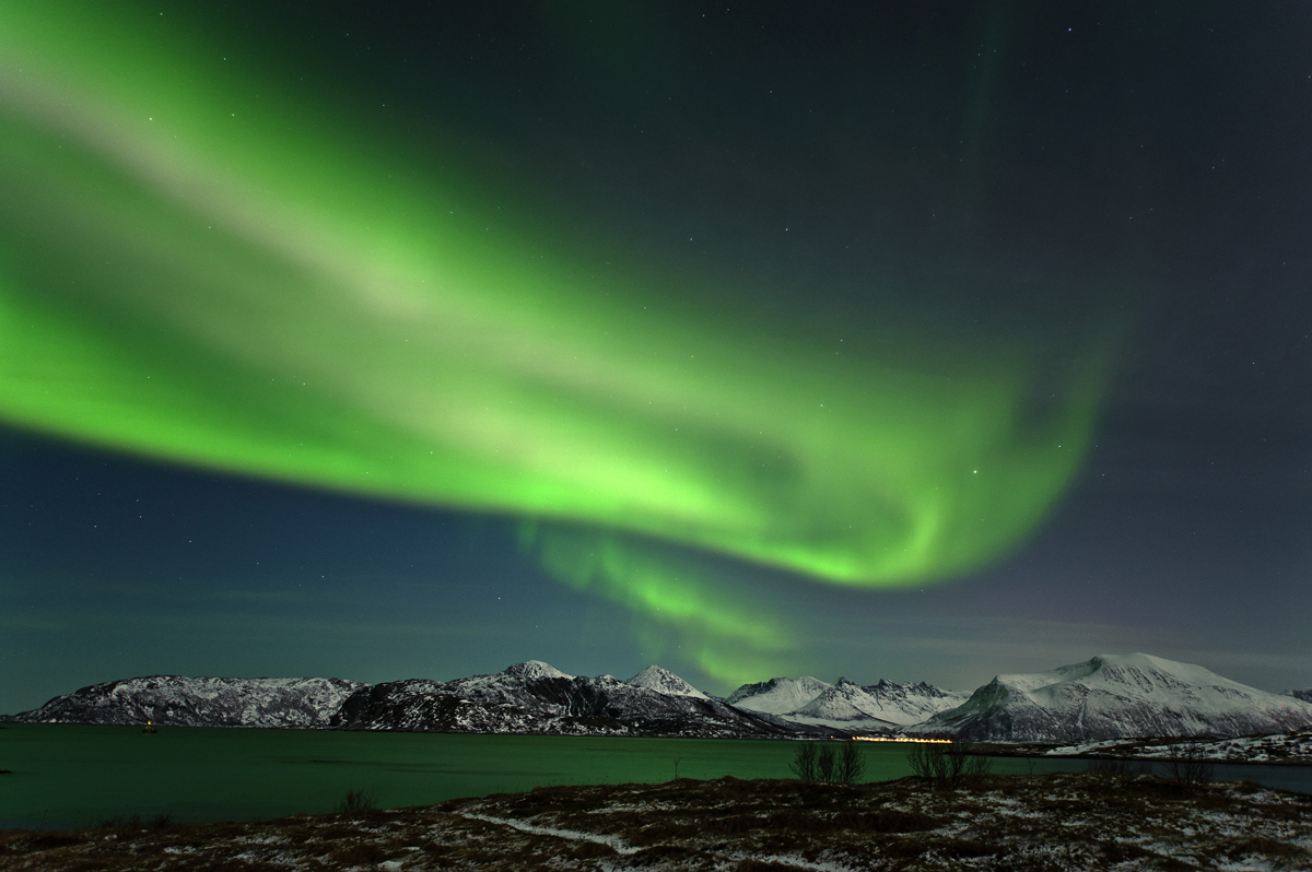 Skywatchers Catch Amazing Aurora Views After Solar Storm