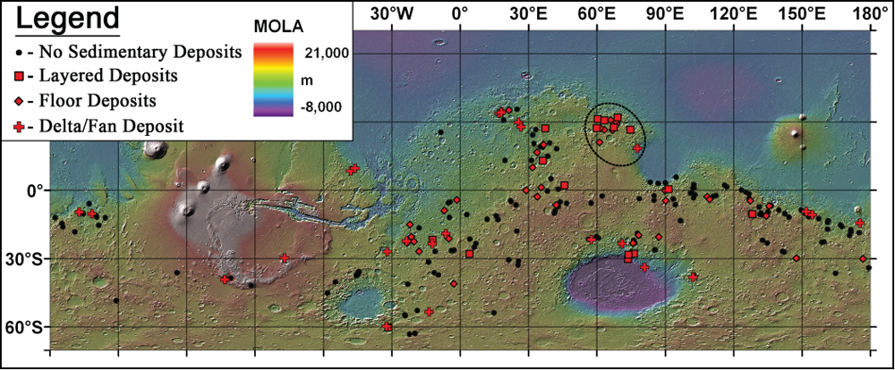 Mars Clays Could Preserve Signs of Life