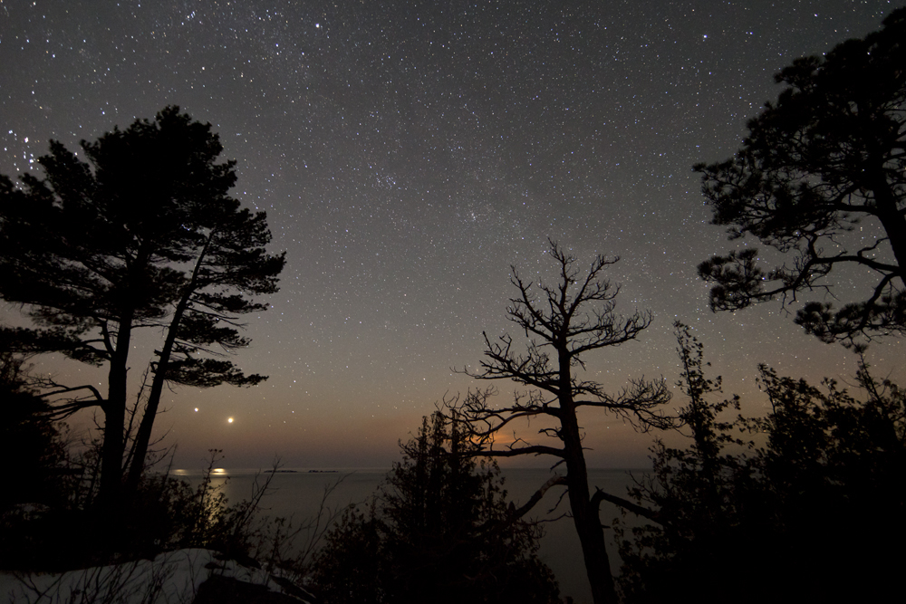 Skywatcher Photos Capture Dazzling Meetup of Venus & Jupiter
