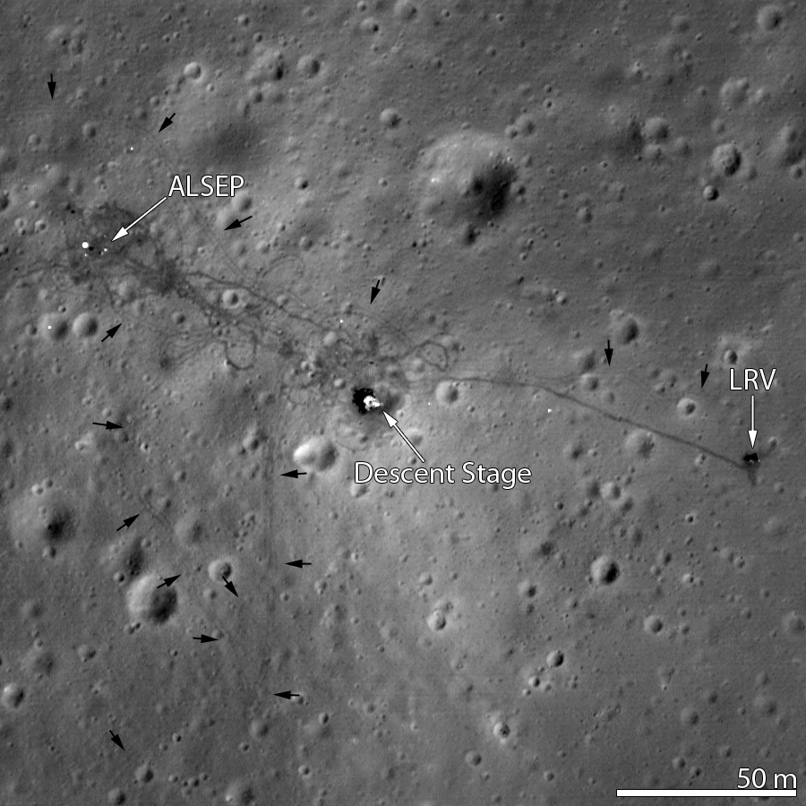 Apollo 15: The High View
