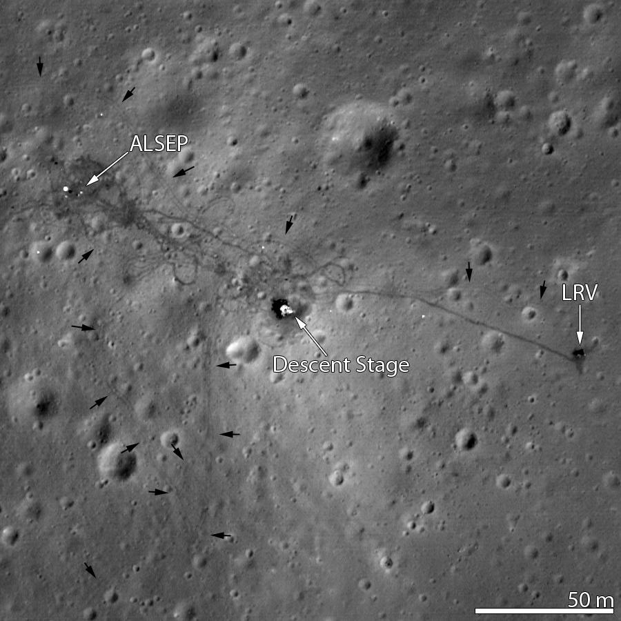 Apollo 15: The High View