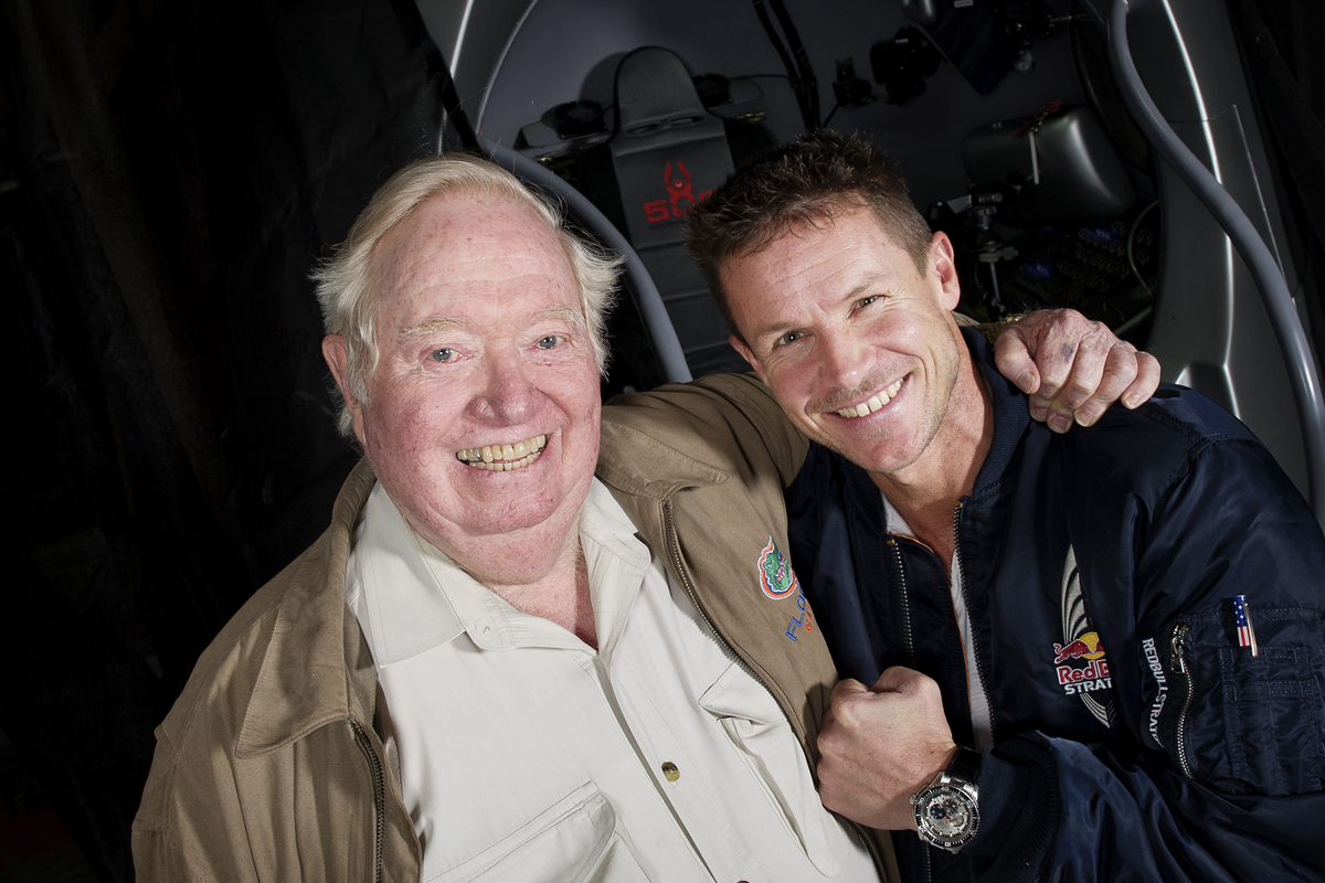 Kittinger and Baumgartner