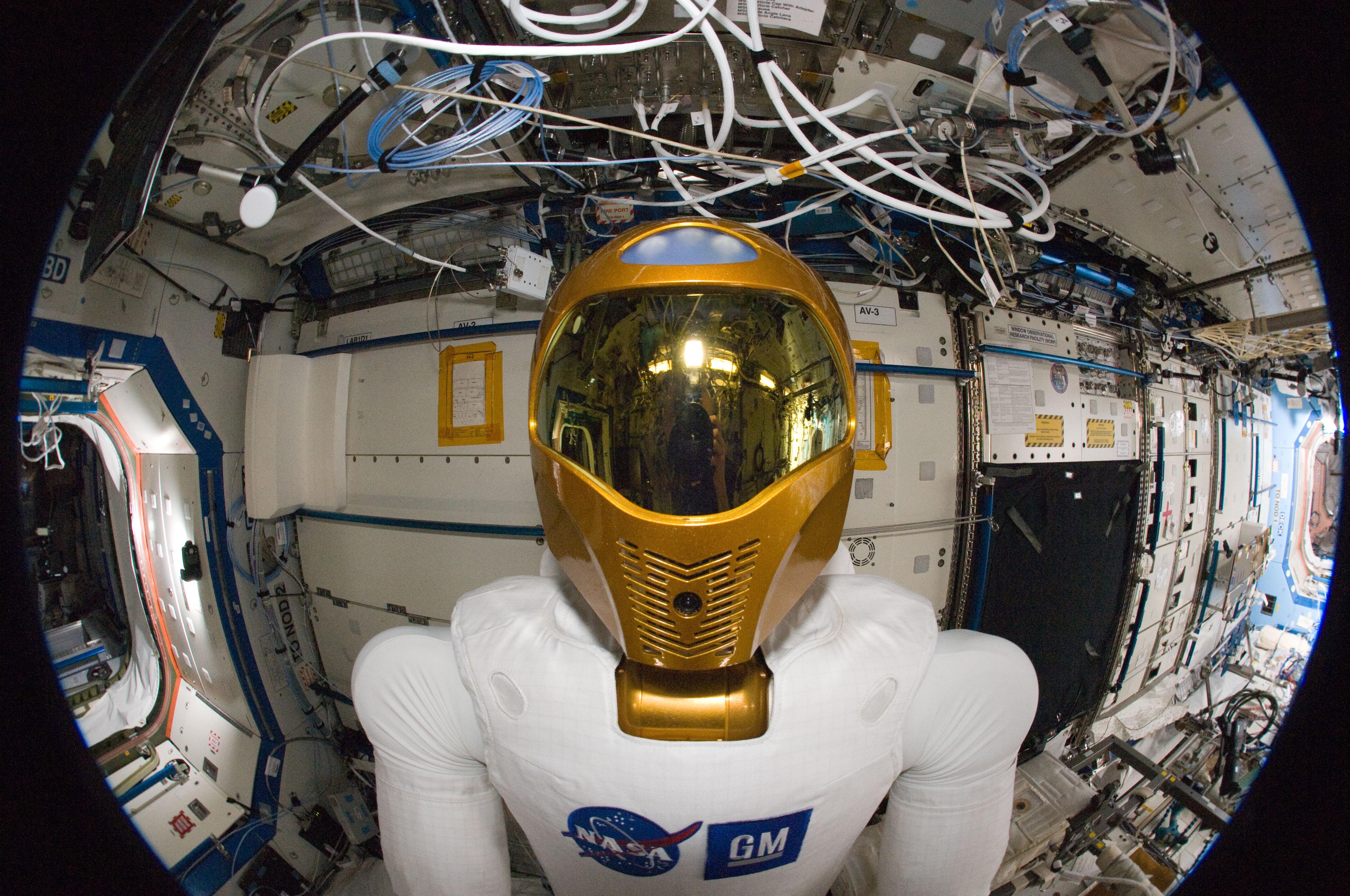 Robonaut 2 Humanoid Robot