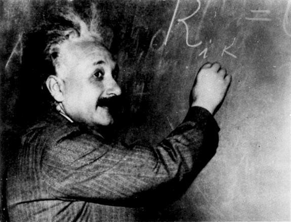 What were some of Albert Einsteins discoveries?