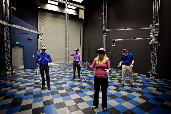 For the GPS 3 program, a Collaborative Human Immersive Laboratory is being used to validate, test and understand products and processes virtually, before creating them physically.