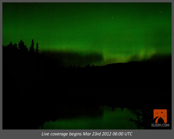 Light Show: Watch Auroras Live on Web