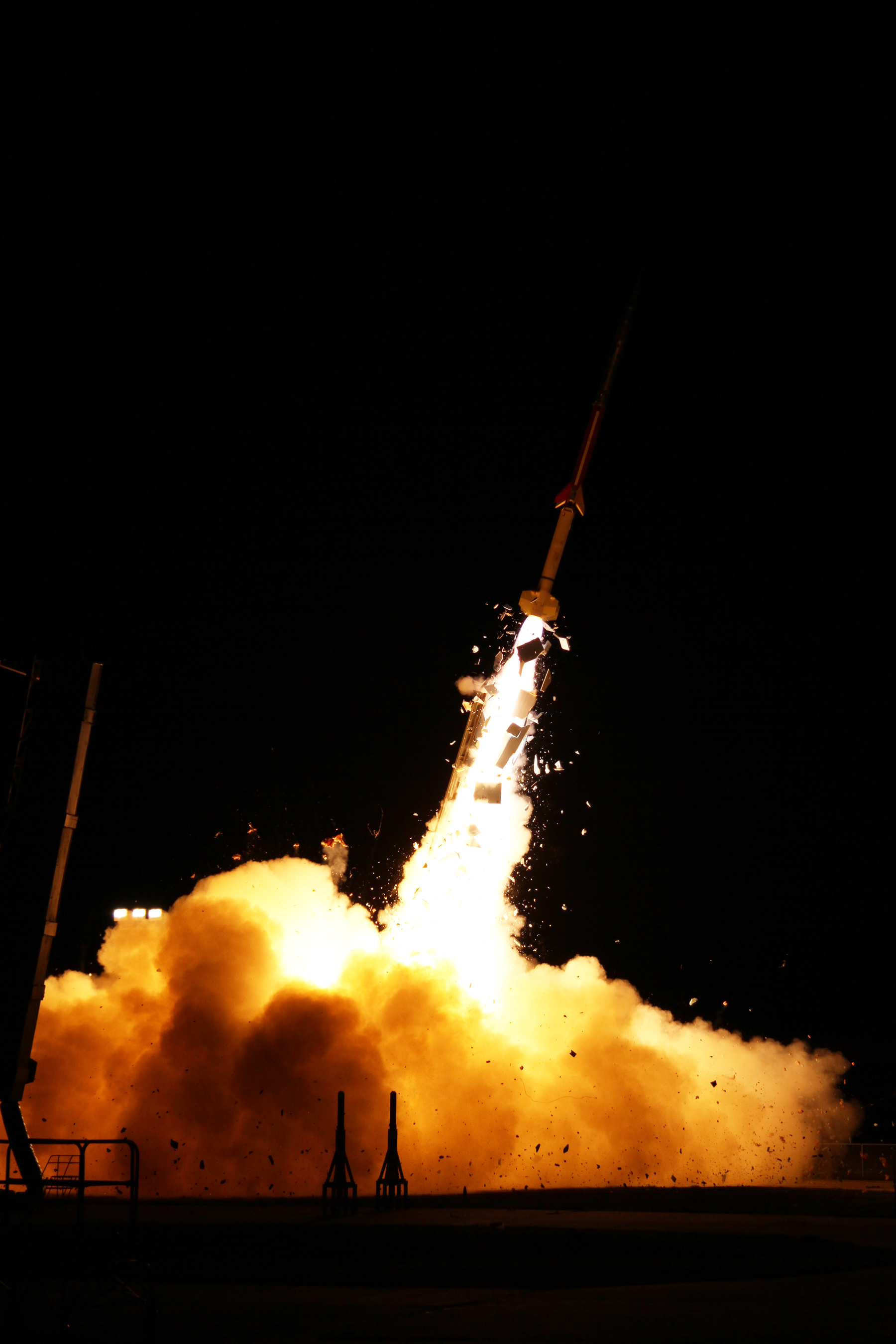 NASA Launches ATREX Rocket: March 27, 2012
