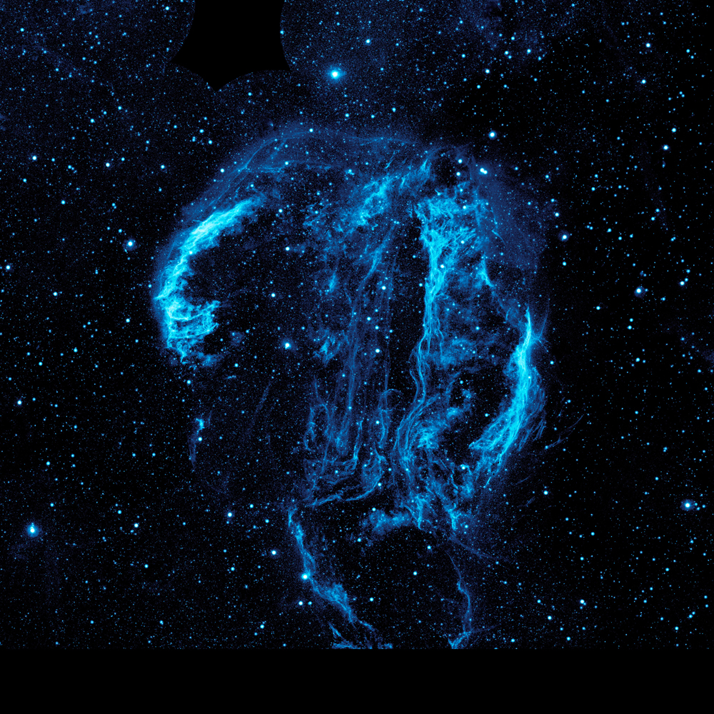 Amazing Nebula Photo Looks Like a Giant Human Head