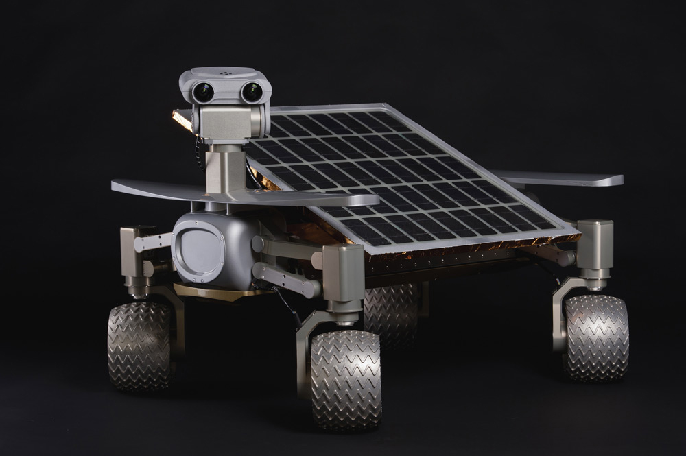 Rover Turns to Supercomputing Power in Moon Race