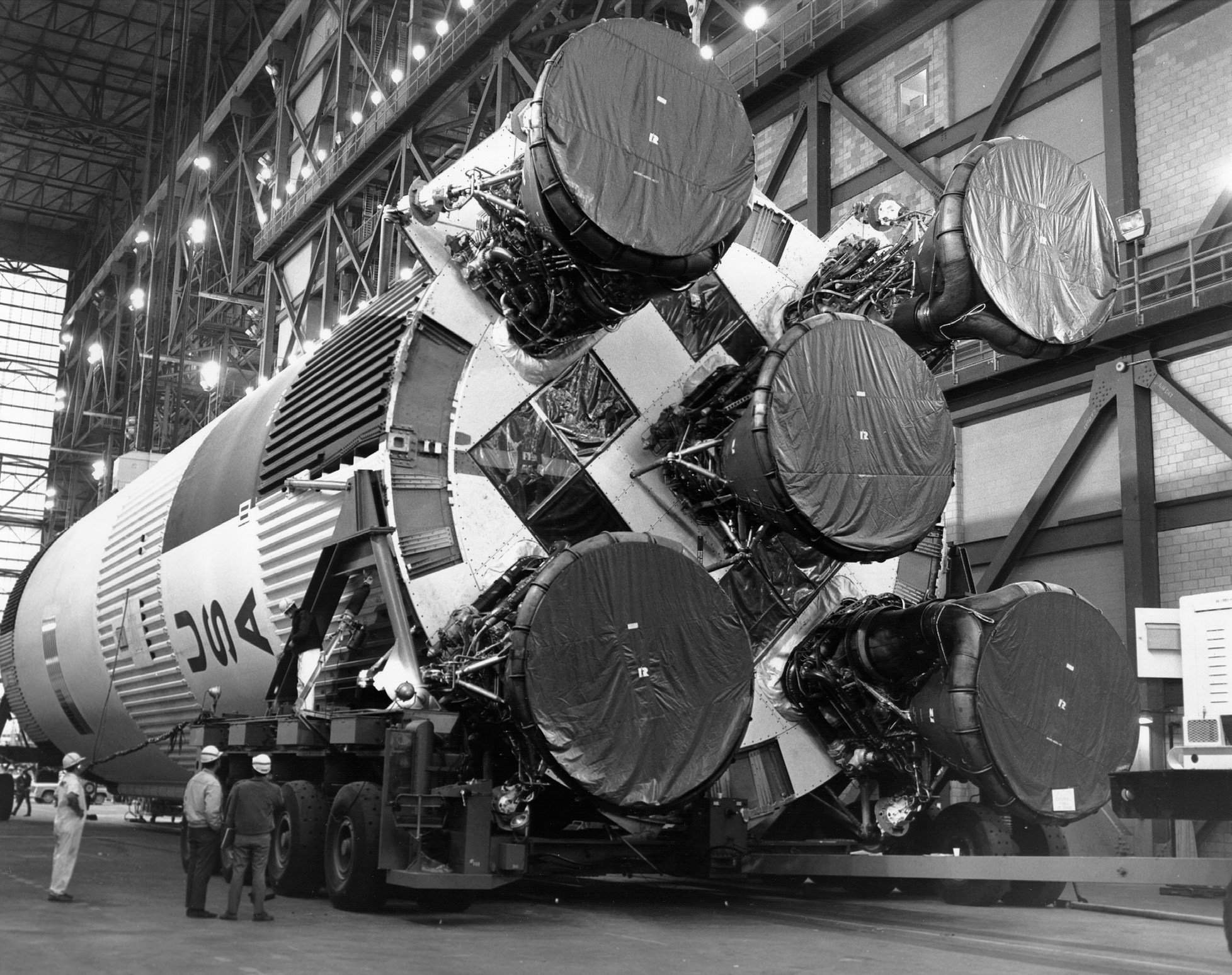 Amazon Founder Finds Apollo 11 Moon Rocket Engines On Ocean Floor