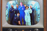 "The Beatles tribute band Love & Mersey recorded ""Back at the ISS"" for astronauts living on the International Space Station."