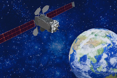New Intelsat 22 Satellite in Orbit Will Serve Australian, U.S. Forces