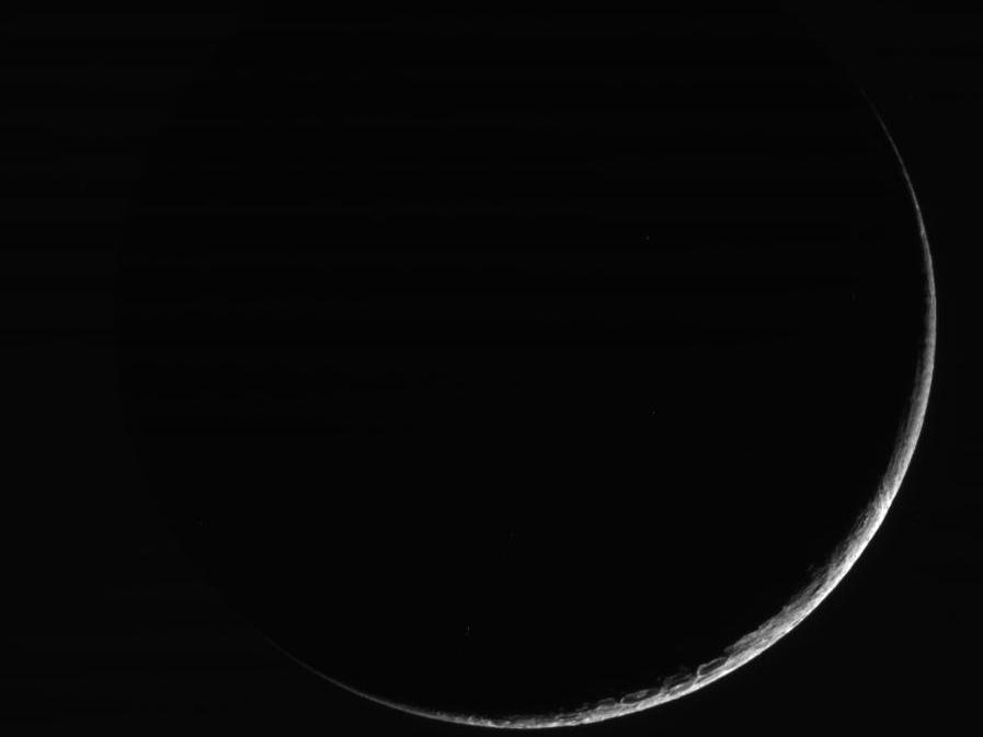 Enceladus Crescent