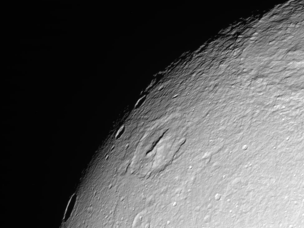 Icy Dione