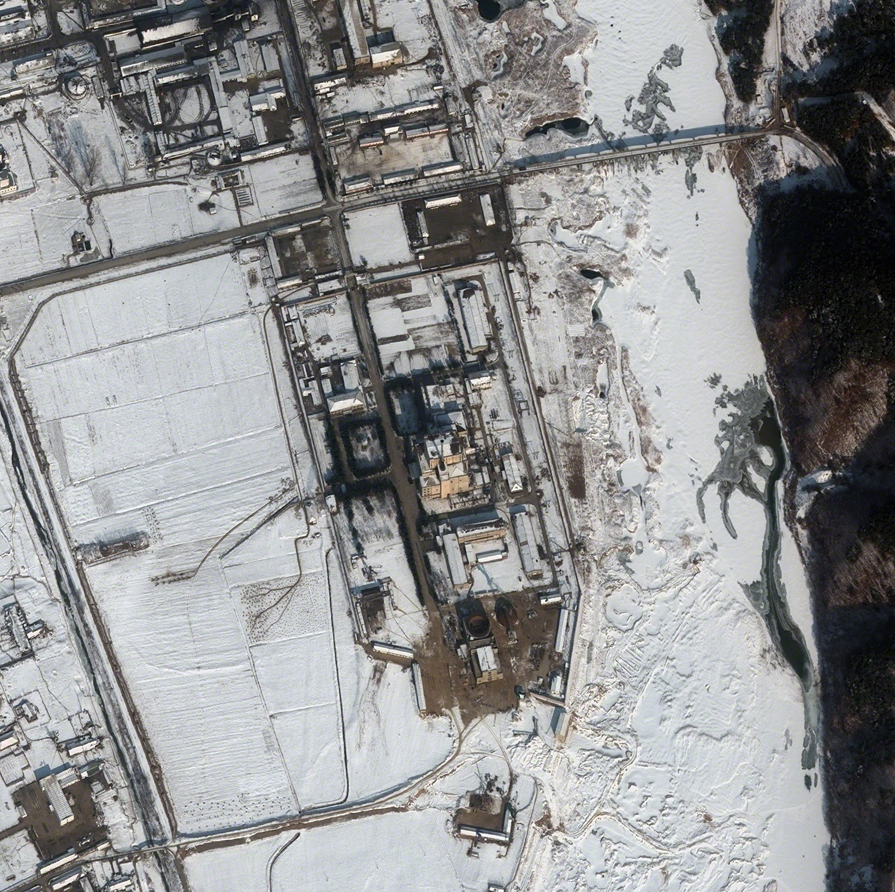Eyes In the Sky: Q&A with Satellite Photo Provider DigitalGlobe
