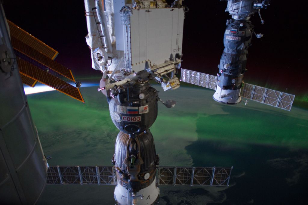 Astronauts Snap 1 Million Photos from Space Station