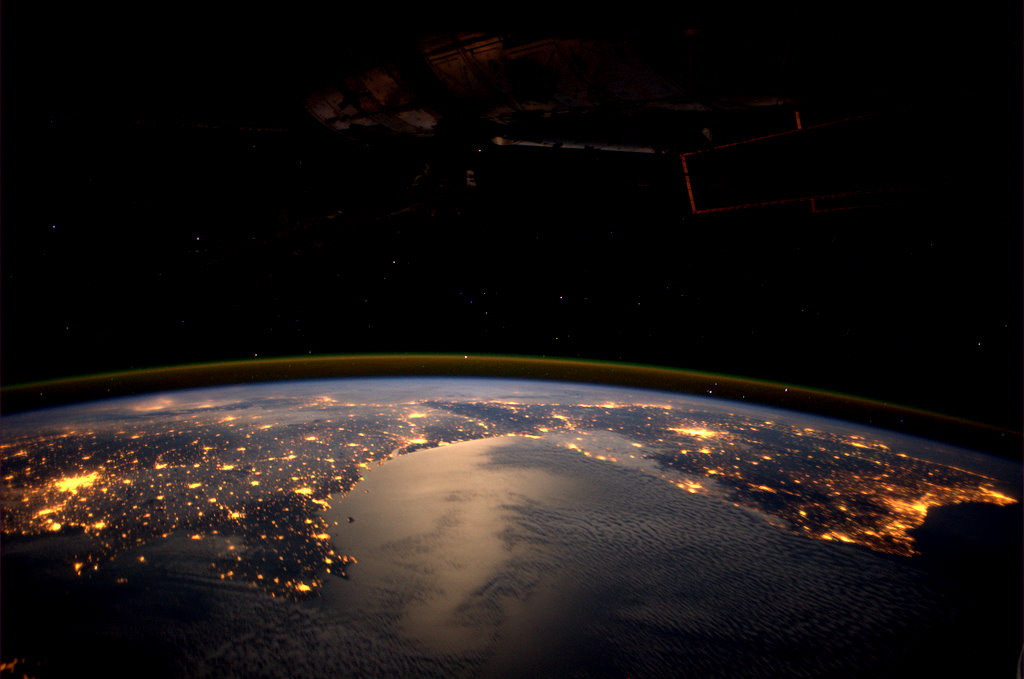 Earth Hour From Space: Astronaut to Participate In Orbit