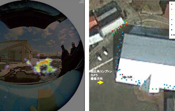 New Camera Sees Japan's Radiation Threats