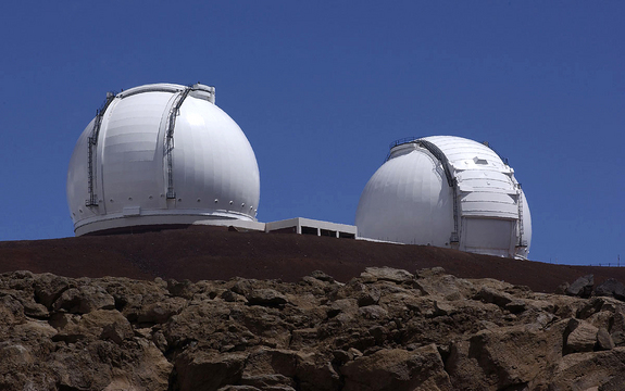 Depending on your time and budget, you can arrange your vacation around the transit of Venus so you can watch not only the celestial show but also explore new, exciting destinations. For example, the nearly 14,000-foot summit of Mauna Kea on Hawaii's Big Island is home to some of the largest astronomical telescopes in the world, including Keck Observatory's twin 10-meter reflectors (housed inside the white domes pictured above).