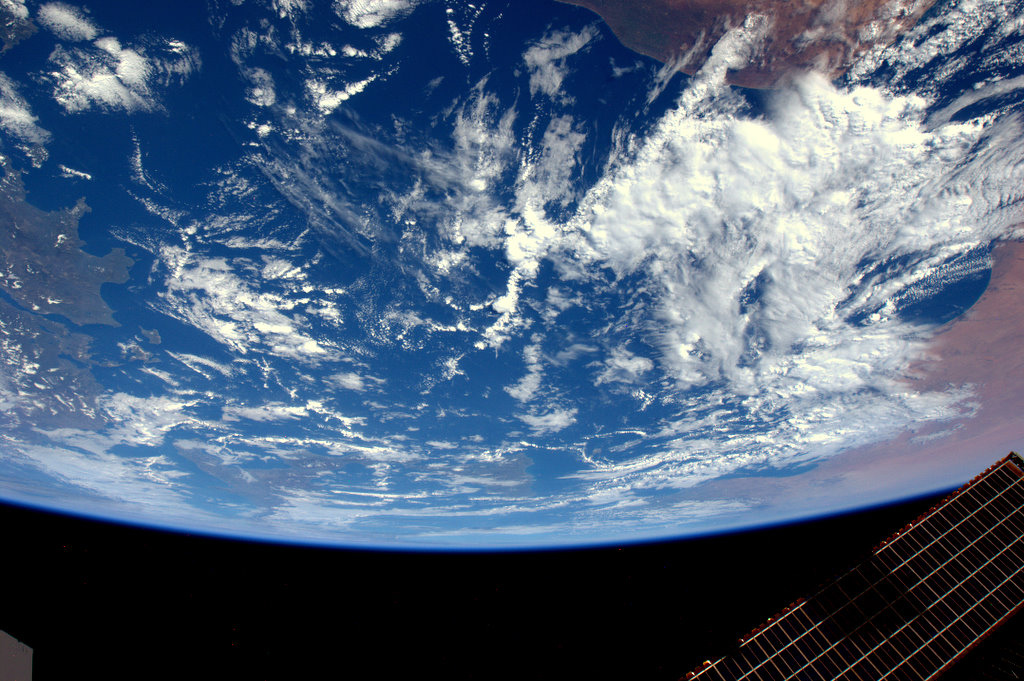 Stunning Photos: Earth from Space by Astronaut André Kuipers