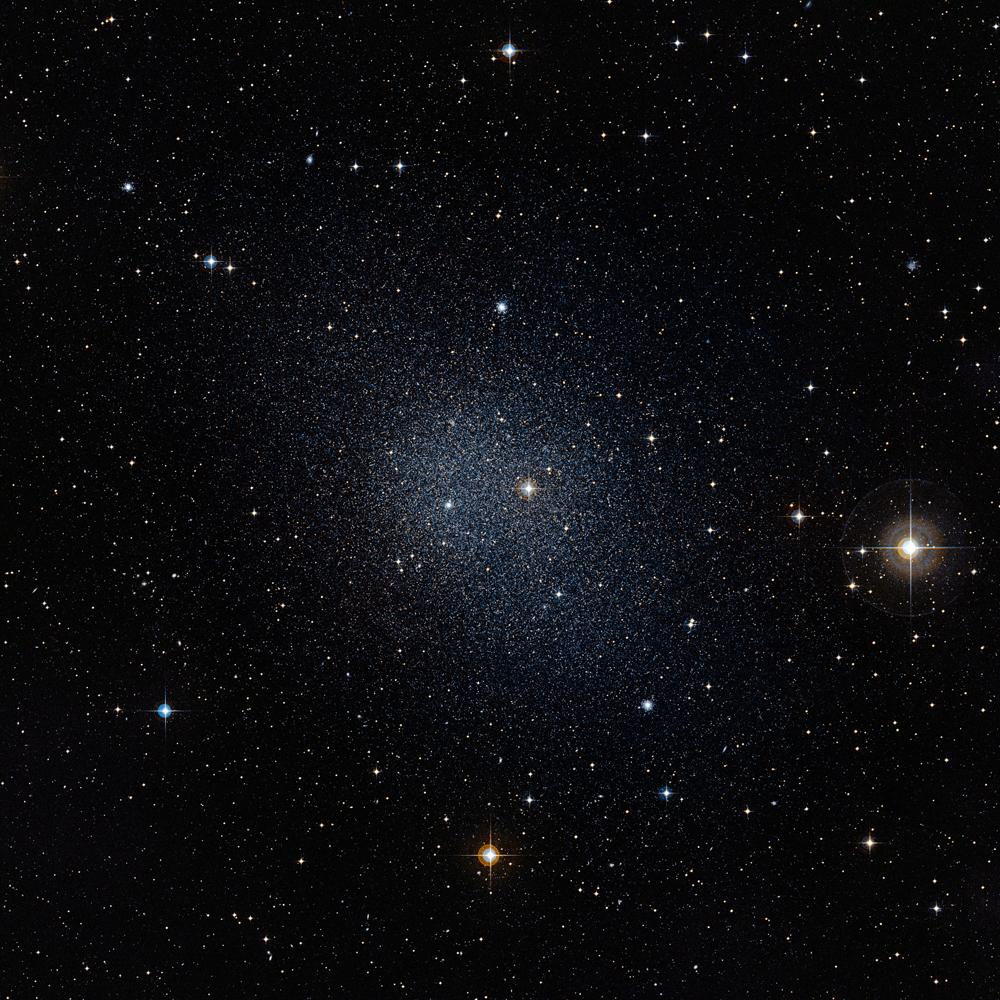Dwarf Galaxies Help to Unlock Secrets of Dark Matter