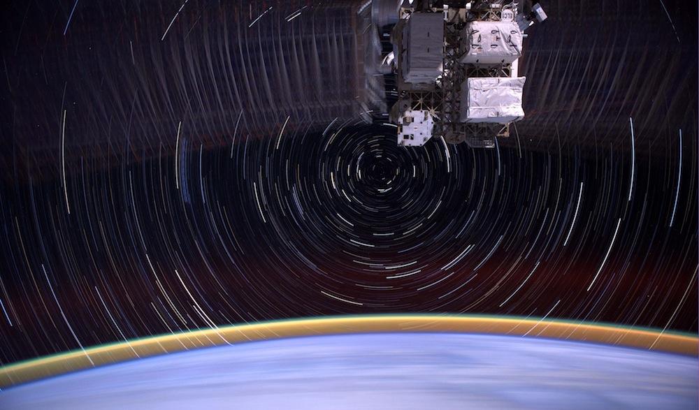 star trails skywatching iran Jamshidi