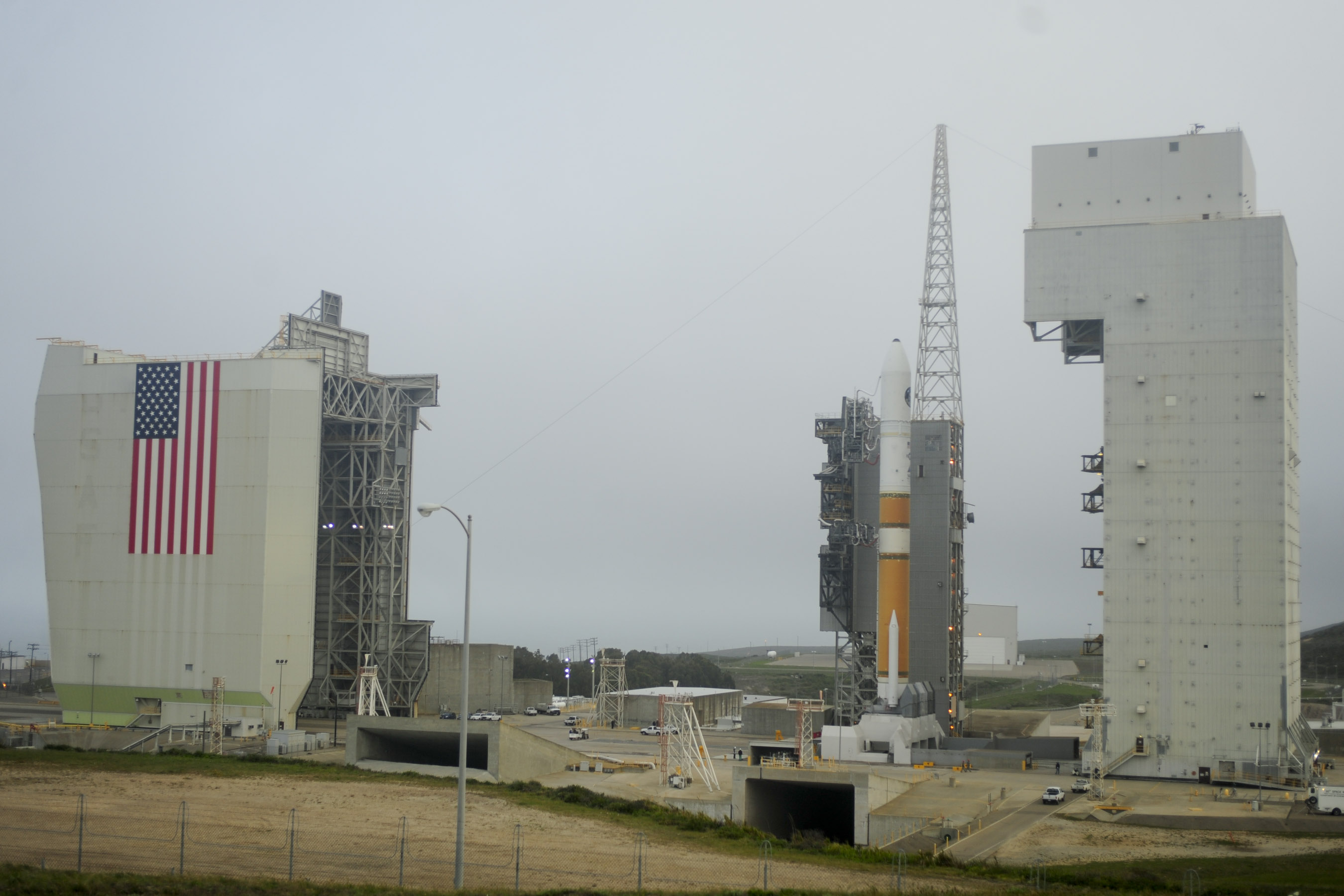 Spy Satellite NROL-25 Launch Countdown