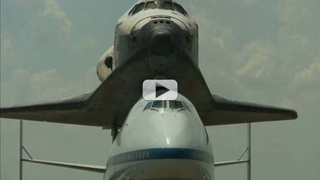 End of the Space Shuttle Ferry Era - Final Flights | Video