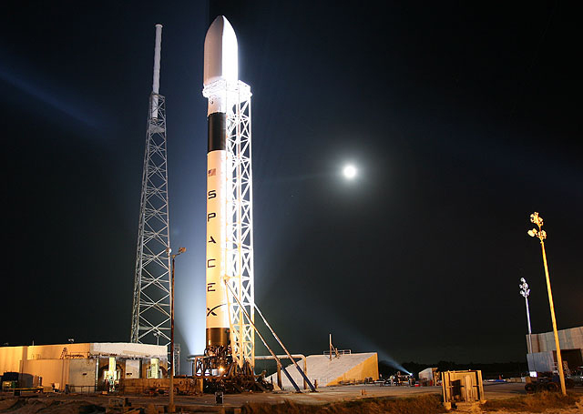 Details Emerge on SpaceX's Proposed Texas Rocket Launch Site