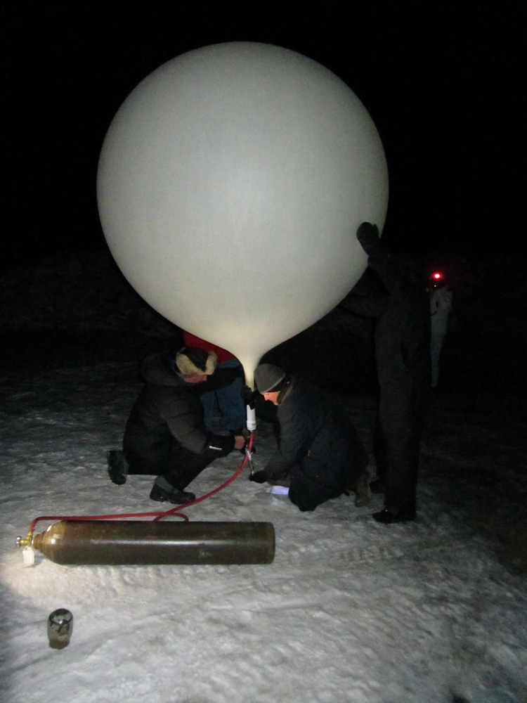 Alaska Northern Lights Expedition Wants Your Help to Find Science Balloons