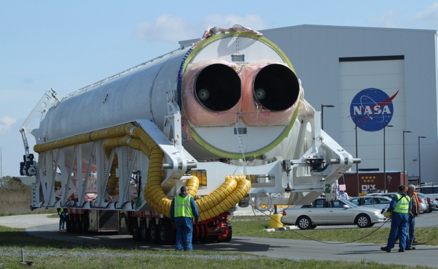 Antares Rocket First Stage