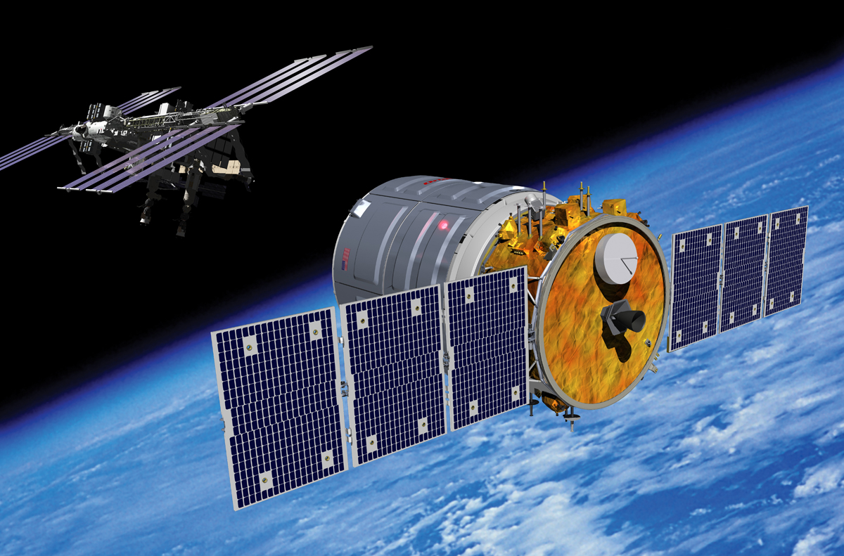 Orbital Sciences Corporation: Satellites, Rockets and the Space Station