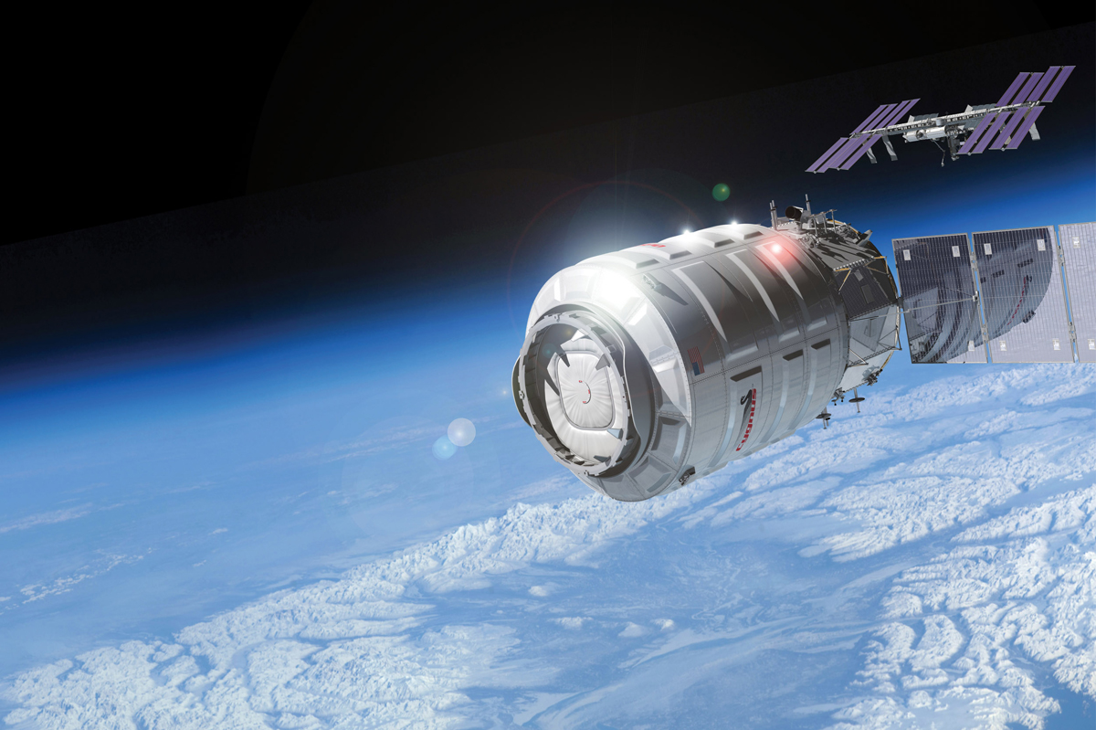 Orbital Sciences' Cygnus