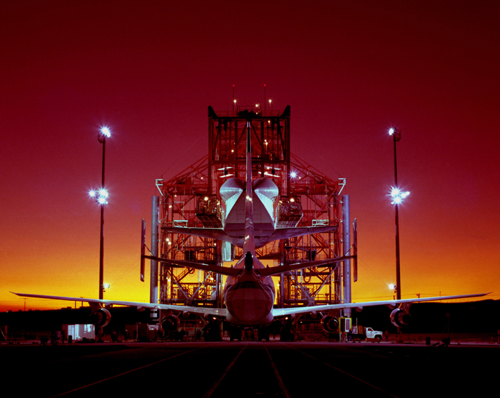 How NASA Moves Space Shuttles: The Ultimate Piggyback Ride