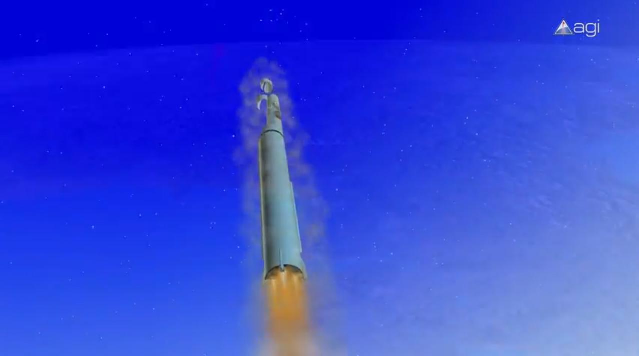 North Korea Unha-3 Rocket Launch Crash