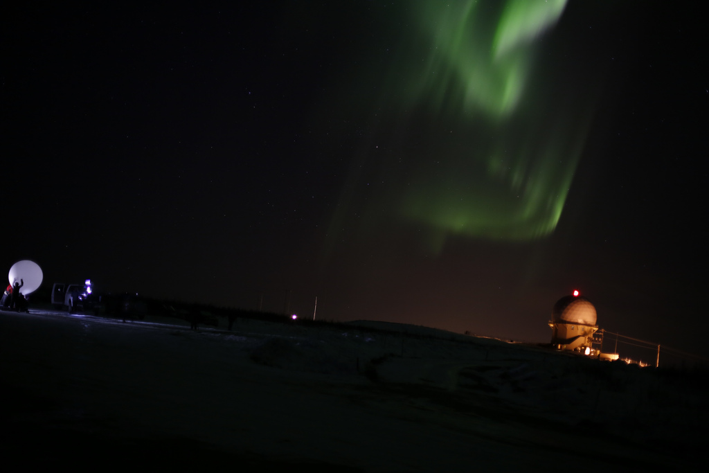 Alaska Expedition Launches Cameras to Edge of Northern Lights