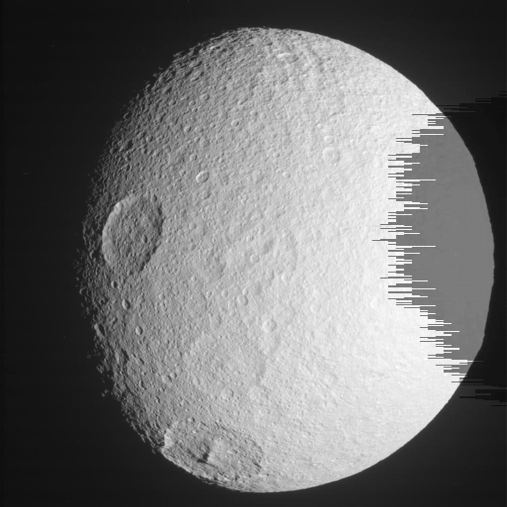 Tethys Portrait