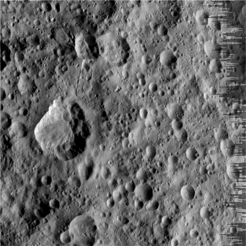 Tethys Surface