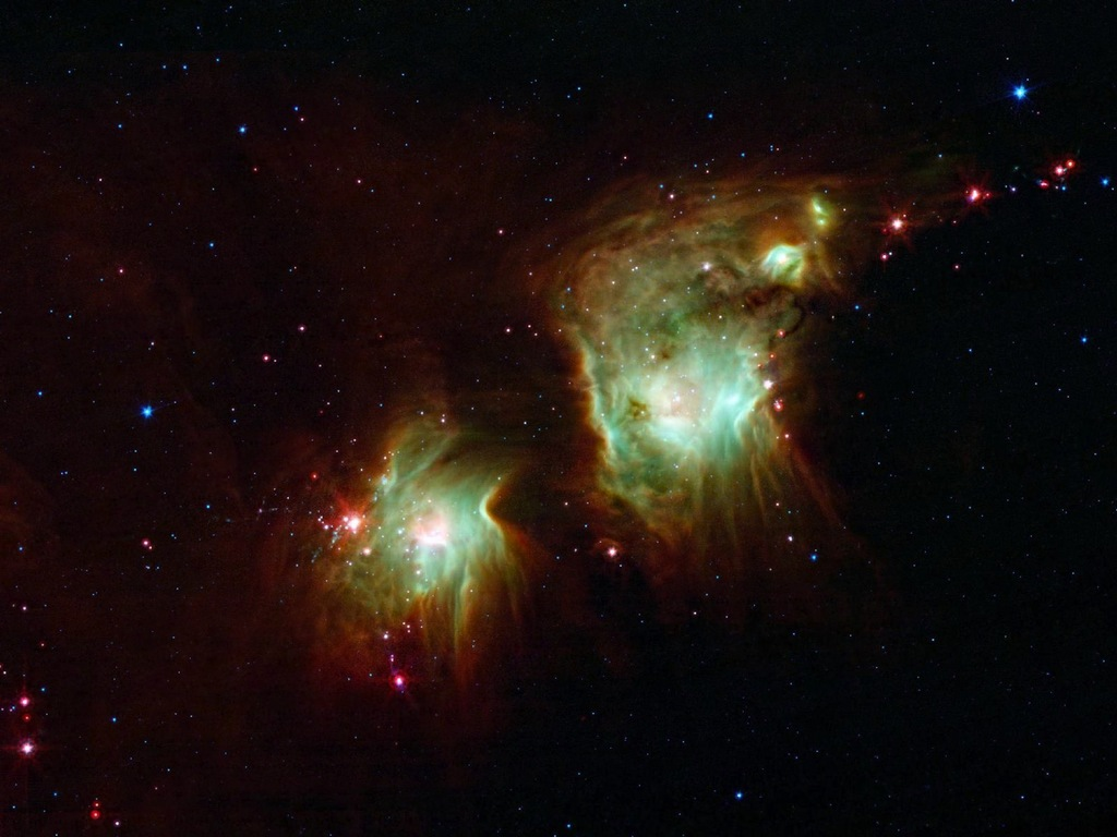 Have Astronomers Found Chemical Precursor to Life In Gas Clouds?