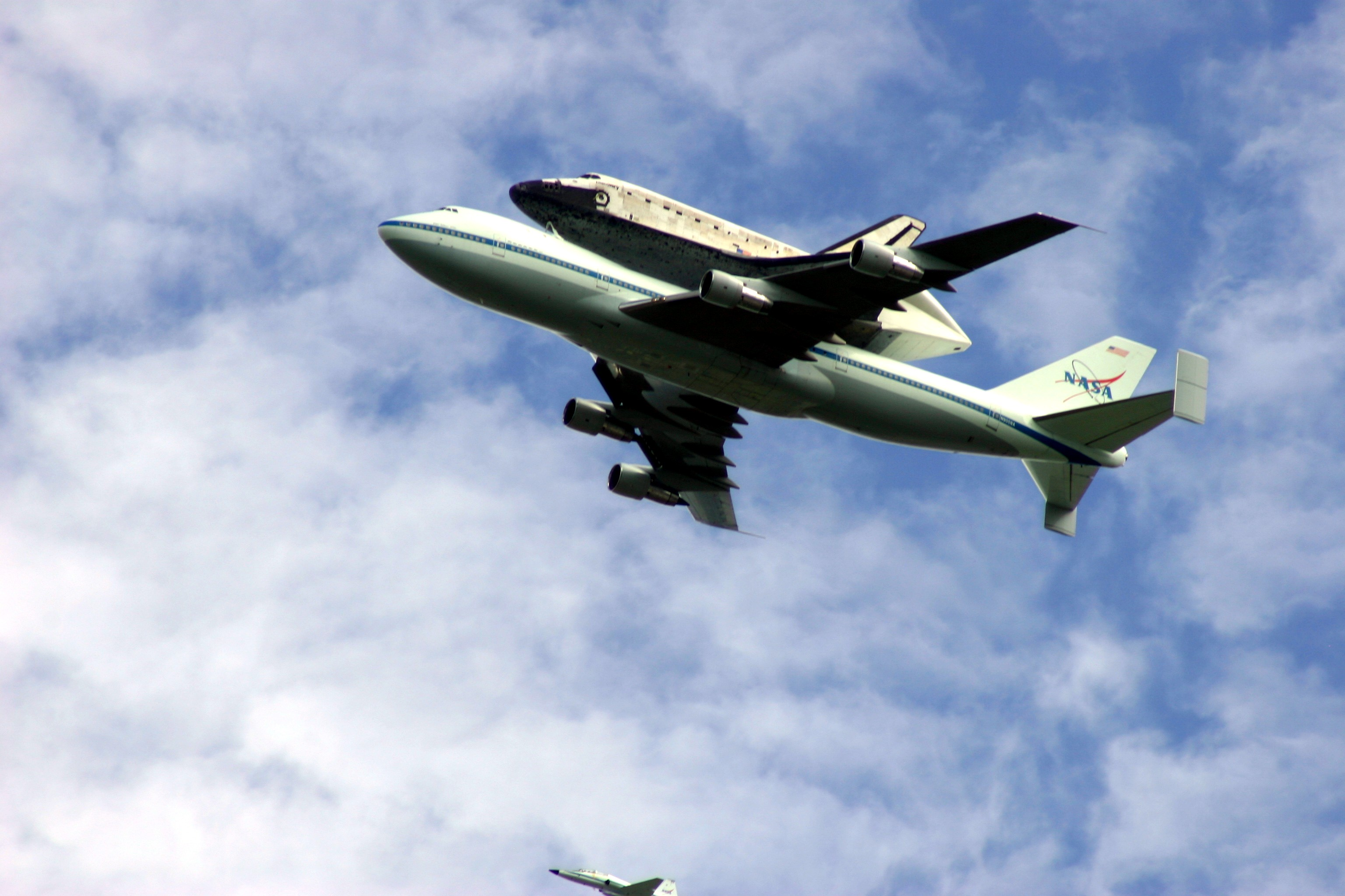 Spot the Shuttle: Discovery's Final Fight - Tina Paul